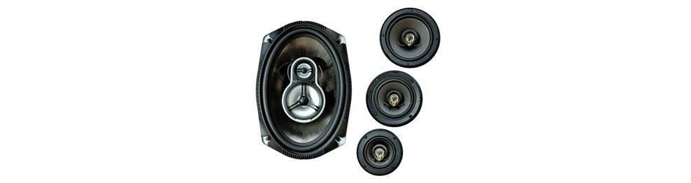 Coaxial højttalere