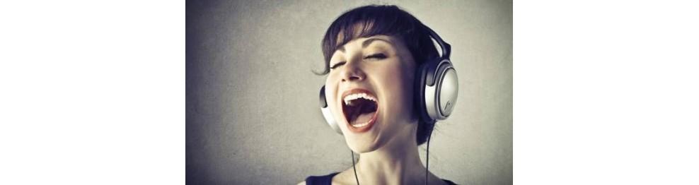 Over-ear hovedtelefon