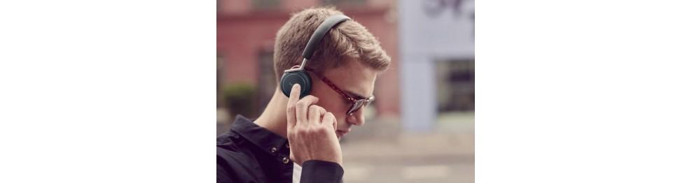 On-ear Hovedtelefon