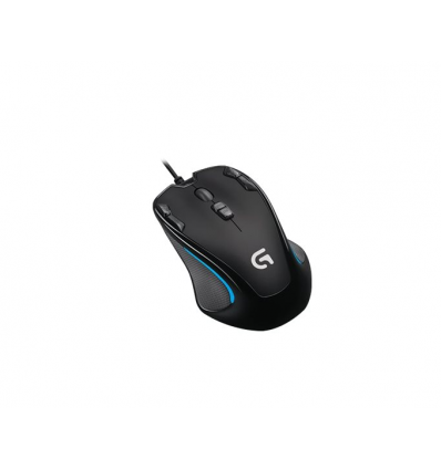 Logitech Gaming Mouse G300s Optisk Kabling Sort Blå