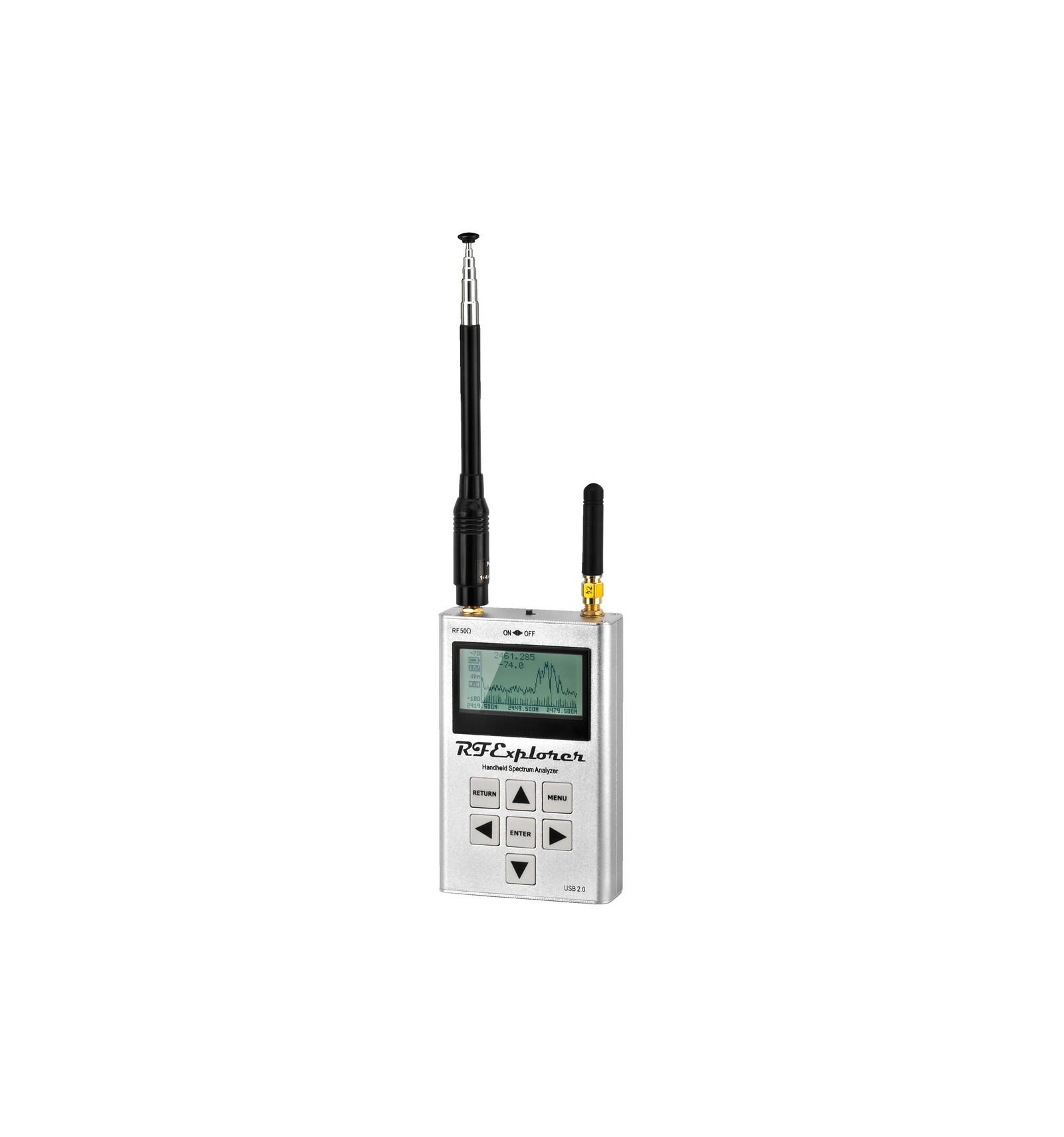 Frekvensscanner - RF-EXPLORER/3 MONACOR