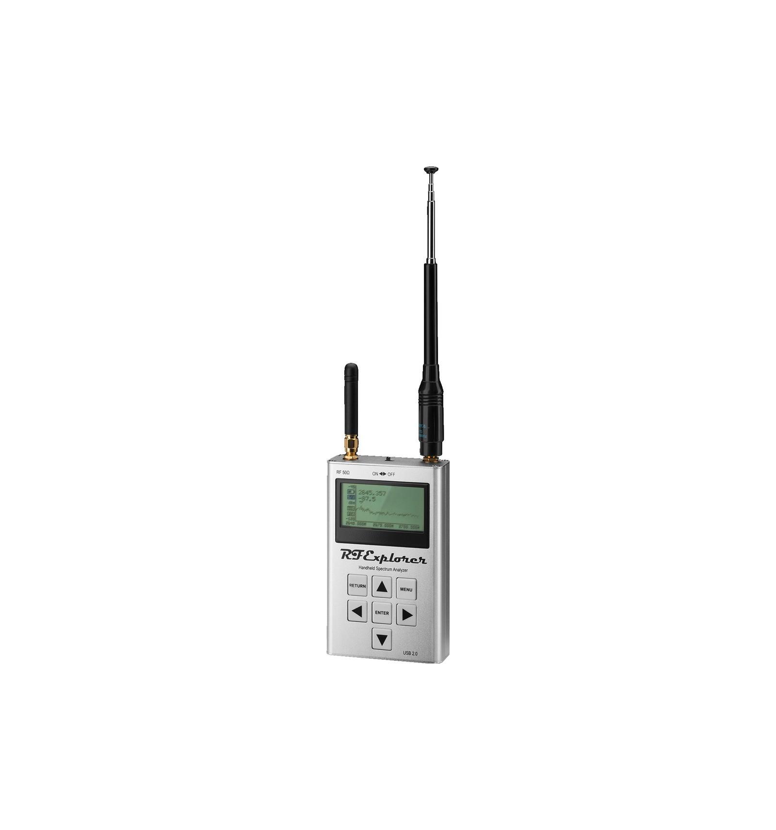 Frekvensscanner - RF-EXPLORER/6 MONACOR