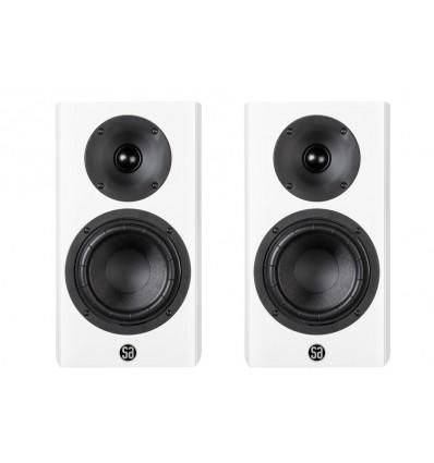 System Audio legend 5 silverback - Hvid satin, aktiv