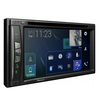Pioneer AVIC-Z630BT - Navigation,Bluetooth og Trådløs Carplay