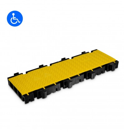 Defender 3 2D modular system for wheelchair ramp and barrier-free transition - Middle Part Defender 3 2D M
