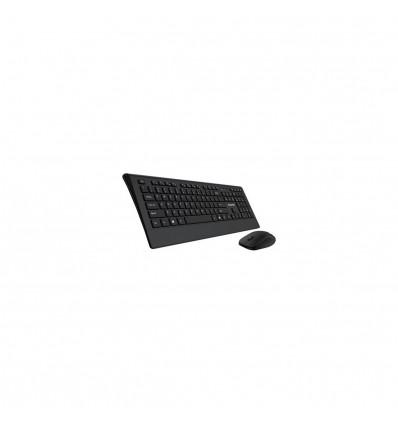 Havit HV-KB561GCM trådløs tastatur og mus-sæt