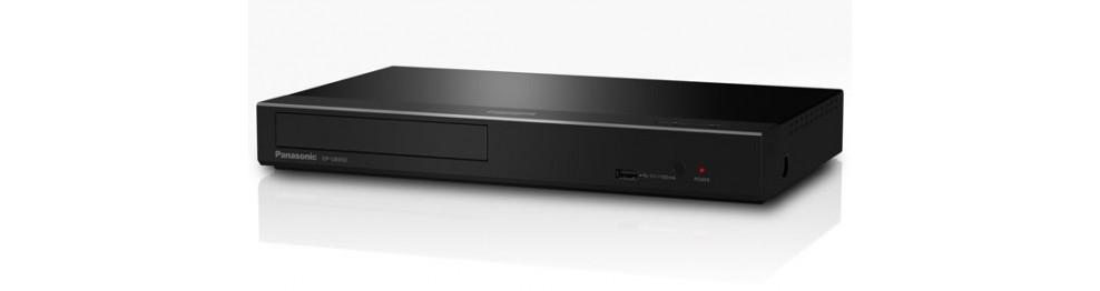DVD/BluRay/CD-Afspiller/HD-optager
