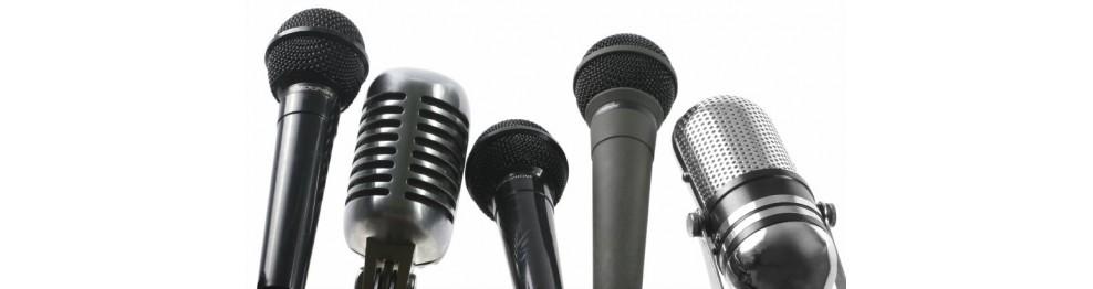 Mikrofon leje