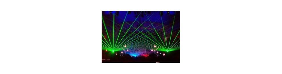 Lys- og DJ udstyr