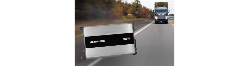 24V Forstærker Til Lastbil