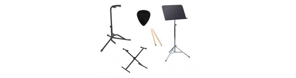 Tilbehør til instrumenter