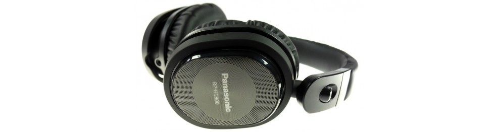 Noise-cancelling hovedtelefon