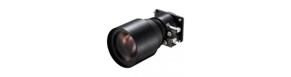 Objektiv til projektor